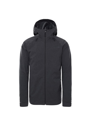 The North Face Thermoball Eco Triclimate Erkek Ceket - T94R2Kflc Gri